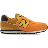 New Balance  KL574YOG  men's Shoes (Trainers) in Yellow
