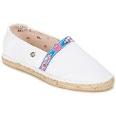 Banana Moon  ROCASA  women's Espadrilles / Casual Shoes in White