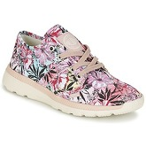 Palladium  PALLAVILLE  women's Shoes (Trainers) in Pink