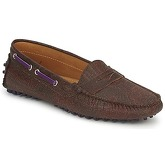 Etro  MOCASSIN 3706  women's Loafers / Casual Shoes in Brown