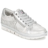 Dockers by Gerli  JABELLO  women's Shoes (Trainers) in Silver