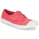 Bensimon  TENNIS LACET  women's Shoes (Trainers) in Pink