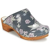 Sanita  DENISE  women's Clogs (Shoes) in Grey