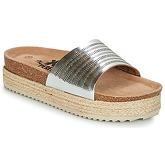Xti  FELOMEUV  women's Mules / Casual Shoes in Silver