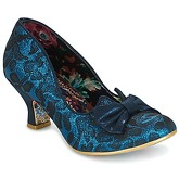 Irregular Choice  DAZZLE RAZZLE  women's Court Shoes in Blue