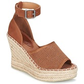 Superdry  ANNA WEDGE ESPADRILLE  women's Sandals in Brown