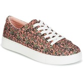 Vero Moda  SMILLA  women's Shoes (Trainers) in Pink