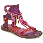 Airstep / A.S.98  RAMOS  women's Sandals in Pink