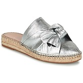 KG by Kurt Geiger  NIAMH  women's Mules / Casual Shoes in Silver