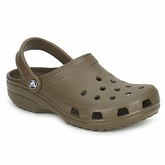 Crocs  CLASSIC  women's Clogs (Shoes) in Brown