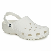 Crocs  CLASSIC  women's Clogs (Shoes) in White