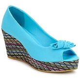 StylistClick  AVA  women's Court Shoes in Blue
