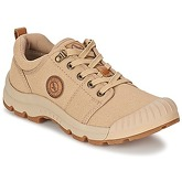 Aigle  TENERE LIGHT LOW W CVS  women's Shoes (Trainers) in Beige