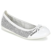 LPB Shoes  CAPRICE  women's Shoes (Pumps / Ballerinas) in White