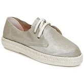 Bunker  IBIZA  women's Espadrilles / Casual Shoes in Silver