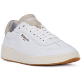 Blauer  OLYMPIA WHITE  women's Shoes (Trainers) in White