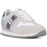 Blauer  WHT MADISON  women's Shoes (Trainers) in White