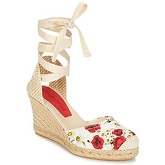 Jeffrey Campbell  FLORES  women's Sandals in White