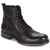 Jack   Jones  JFW RUSSEL  men's Mid Boots in Black