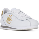 Blauer  GOLD BOWLING  women's Shoes (Trainers) in White