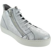 Aeros  Palla  women's Shoes (High-top Trainers) in Silver