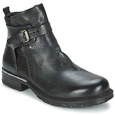 Airstep / A.S.98  TEMPLAR  men's Mid Boots in Black