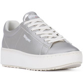 Blauer  SIL SMELL  women's Shoes (Trainers) in Grey