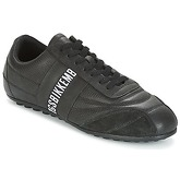 Bikkembergs  SOCCER 106 LEATHER  men's Shoes (Trainers) in Black