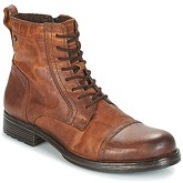 Jack   Jones  JFW RUSSEL  men's Mid Boots in Brown