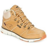 Kangaroos  K BLUE RUN 8023  men's Mid Boots in Beige