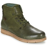 Levis  JAX  men's Mid Boots in Green