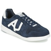 Armani jeans  SOKORA  men's Shoes (Trainers) in Blue