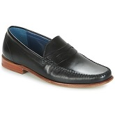 Barker  WILLIAM  men's Loafers / Casual Shoes in Black