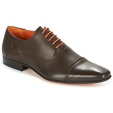 Carlington  RIOCHI  men's Smart / Formal Shoes in Brown