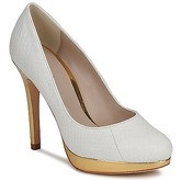 Bourne  LAURA  women's Court Shoes in White