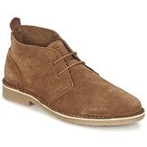 Jack   Jones  GOBI SUEDE DESERT BOOT  men's Mid Boots in Brown