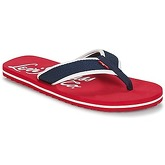 Levis  DODGE  men's Flip flops / Sandals (Shoes) in Red