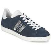 Bikkembergs  WORDS SUEDE  men's Shoes (Trainers) in Blue