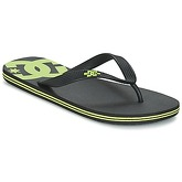 DC Shoes  SPRAY M SNDL BKI  men's Flip flops / Sandals (Shoes) in Black