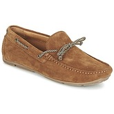 Selected  SHSERGIO  men's Loafers / Casual Shoes in Brown