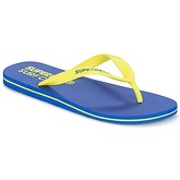 Superdry  SUPERDRY SLEEK FLIP FLOP  men's Flip flops / Sandals (Shoes) in Yellow