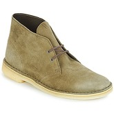 Clarks  DESERT  men's Mid Boots in Green