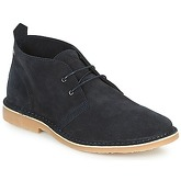 Jack   Jones  GOBI SUEDE BOOT  men's Mid Boots in Blue