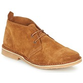 Jack   Jones  GOBI SUEDE BOOT  men's Mid Boots in Brown