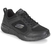 Skechers  EQUALIZER 3.1  men's Shoes (Trainers) in Black