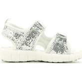 Lumberjack  SG09906 002 N91 Sandals Kid Silver  men's Sandals in Silver