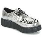 TUK  MONDO LO  men's Casual Shoes in Silver