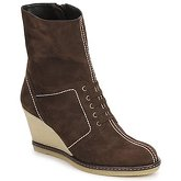 Amalfi by Rangoni  MABALA  women's Low Ankle Boots in Brown