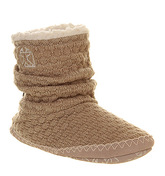 Bedroom Athletics Thandie Slipper boots NATURAL