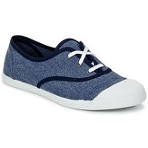 Yurban  APOLINIA  women's Shoes (Trainers) in Blue
